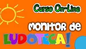 VIII Curso de Monitor/a de Ludoteca On-Line
